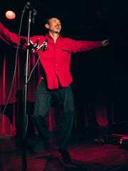 """Musician and """"Something About Mary"""" star Jonathan Richman"""