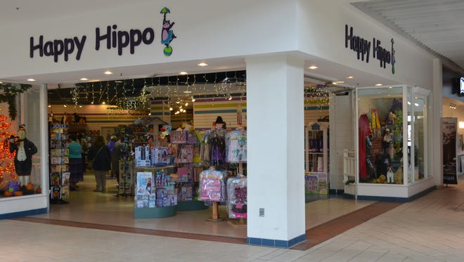 Happy Hippo, a new toy store located near Center Court at the Arnot Mall in Big Flats, opened earlier this month. The shop is owned by Mark and Julie Delgrosso, who also own The Christmas House.