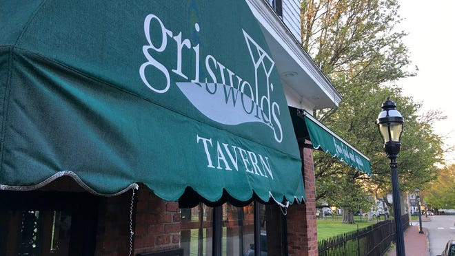 Griswold's Tavern closed on April 30, 2020.