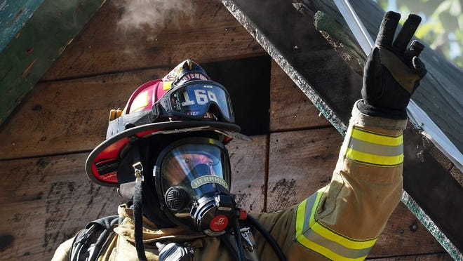 The Portsmouth Fire Department answered 416 calls for help during the month of October.