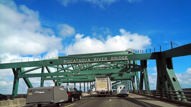 The New Hampshire Department of Transportation announced road striping operations on the Piscataqua River Bridge will require lane closures Thursday, June 18.
