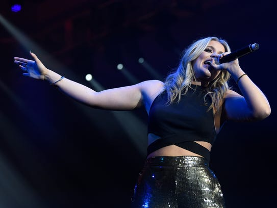Lauren Alaina will perform on the Chevrolet Riverfront Stage during this year's CMA Music Festival.