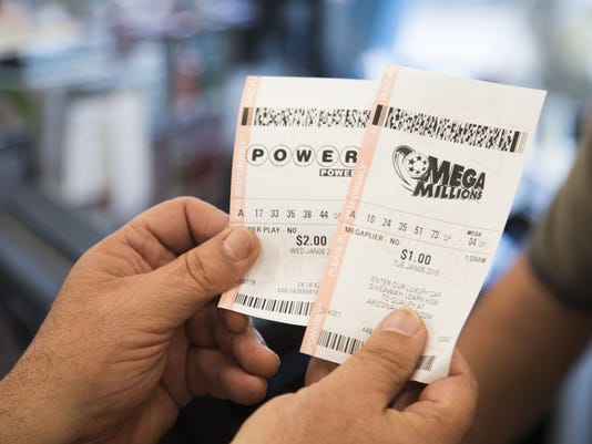Valley residents buy Powerball tickets