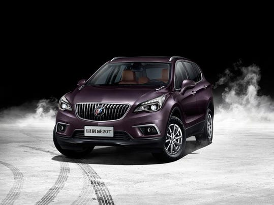 uaw to address buick suv import speculation in talks. Black Bedroom Furniture Sets. Home Design Ideas