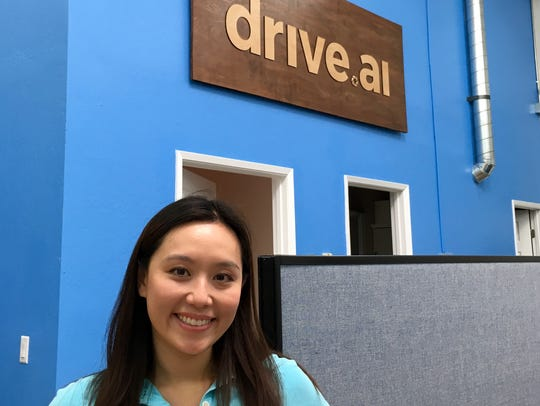Carol Reiley, president and cofounder of autonomous