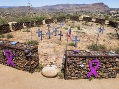 Prescott, still healing, honors 19 fallen Granite Mountain Hotshots five years later