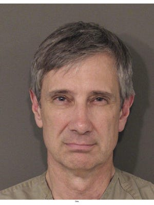Jeffrey B. Hall, 57, of Zanesville, was sentenced to four years in prison Thursday, Aug. 20, 2020 and ordered to repay $1.2 million to central Ohio victims whose investments he lost while operating as an unlicensed investment adviser. Hall pleaded guilty in February to unlawful securities practices and telecommunication fraud on the second day of a jury trial in Franklin County Common Pleas Court.