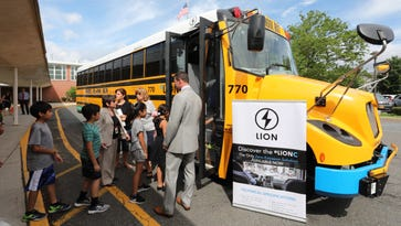 Leading the charge: White Plains rolling out NY's first electric school buses this fall
