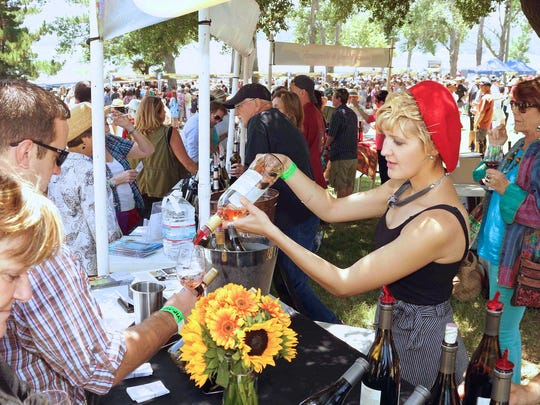 Dozens of vintners will be joined by breweries and
