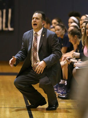 Scott Hemer has coached Geneseo for 10 seasons and to a pair of NCAA Tournament berths the past two seasons.