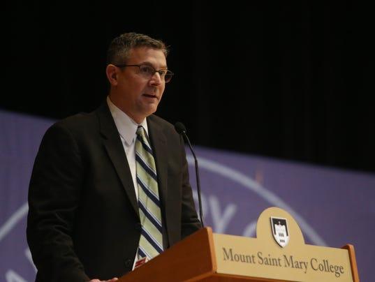Mount Saint Mary College New President