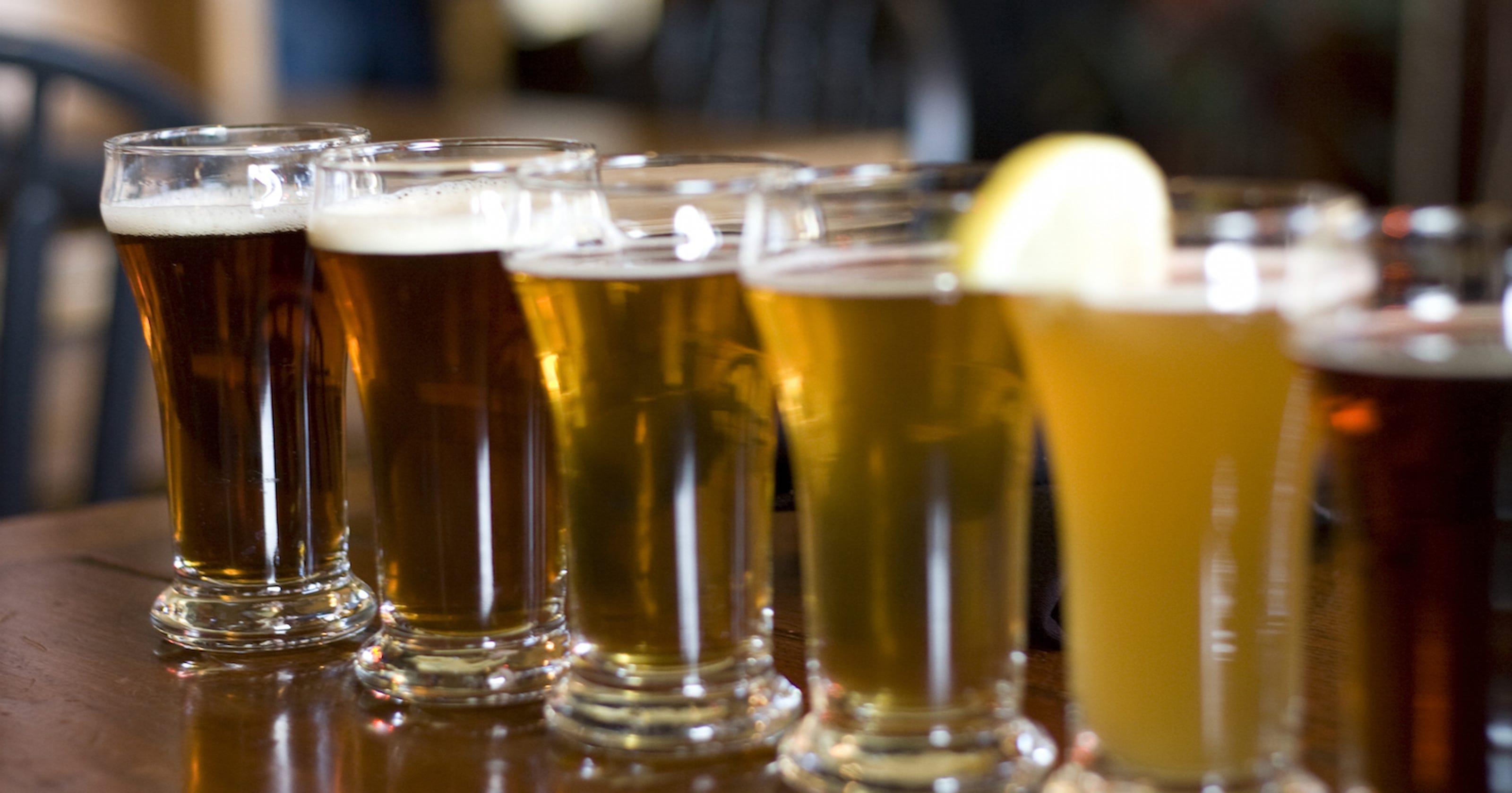 Pop-up beer garden headed to Germantown