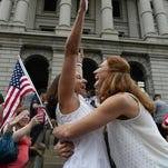 A proposed ballot initiative filed Thursday would redefine now-legal same-sex marriages in Colorado as civil unions.