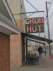 The Grub Hut is a popular restaurant in Manville, dishing