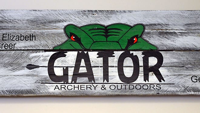 Gator Archery & Outdoors is located at 105 Lexington Dr. in Madison.