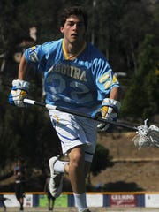 Cooper Isaacs scooped up 114 ground balls and caused 47 turnovers in his final season at Agoura High.