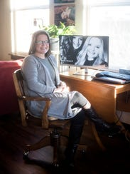 Susan Quinn downsized, moved to her home above Crooked