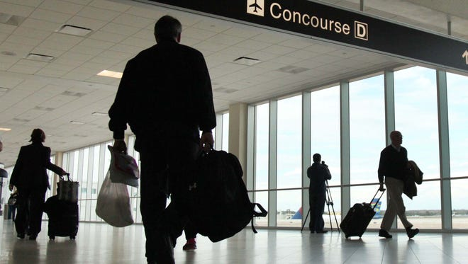 Southwest Florida International, which opened 34 years ago in May, had its second-highest passenger count for the month of January this year.