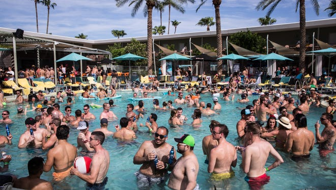 Cool off at one of five pool parties across the Valley