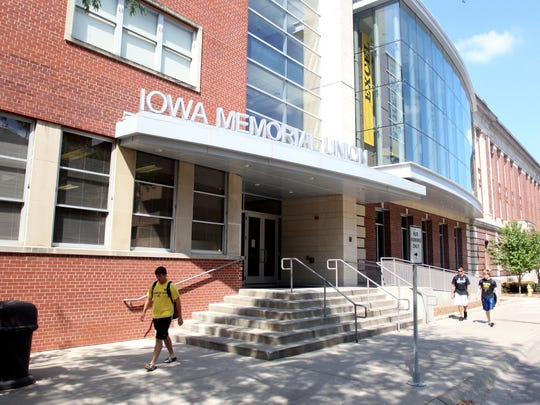 From 7 p.m. to 1 a.m. Oct. 29, the Iowa Memorial Union's
