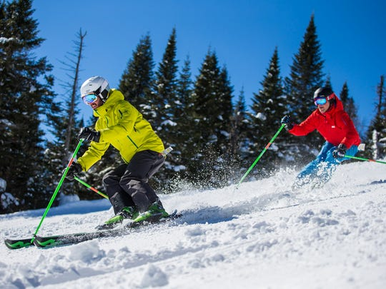 Known for its long spring season, Tremblant has plenty of steep mogul runs to try out like Fuddle Duddle and Windigo.