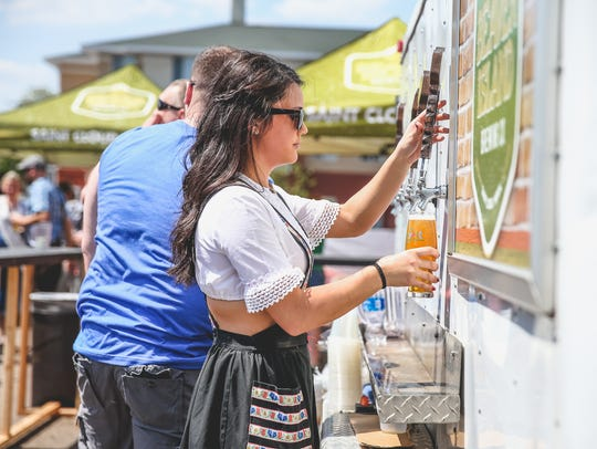 Beaver Island Brewing Co. hosted its second Maibock Festival on May 20.