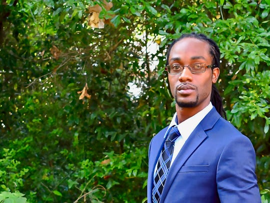 Henry Adelusi, candidate for City Commission seat 5