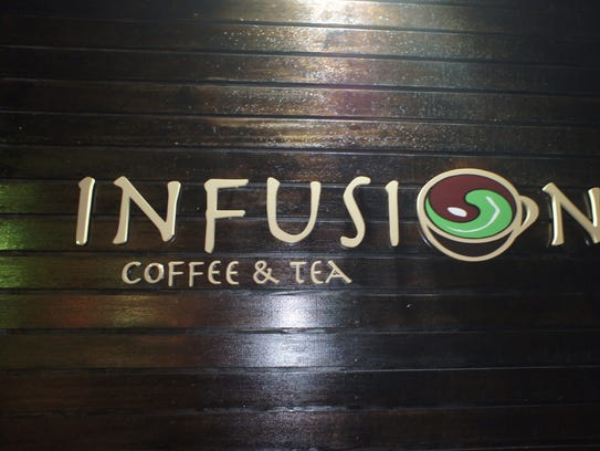 Infusion Coffee & Tea.