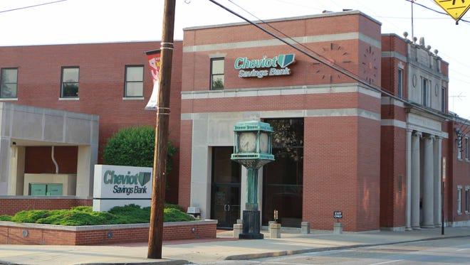 Cheviot Savings Bank in Cheviot