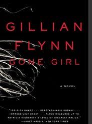 Gone Girl paperback jacket