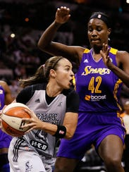 USP_WNBA__LOS_ANGELES_SPARKS_AT_SAN_ANTONIO_STARS_66411328