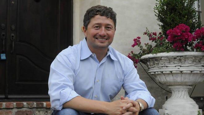 Erick Knezek represents District 8 on the Lafayette Parish School Board.