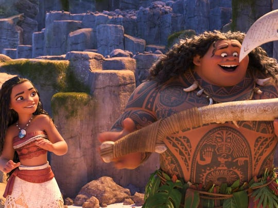 """""""Moana"""" is based in the South Pacific."""