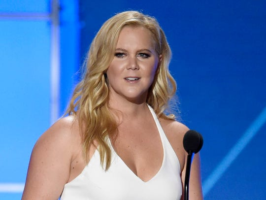 A controversial Twitter post got the comedian Amy Schumer