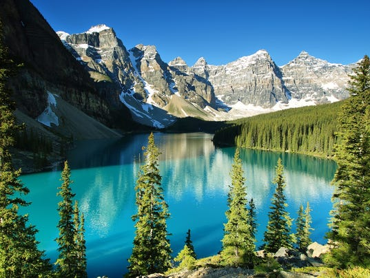 Usa Today Top Travel Destinations Canada