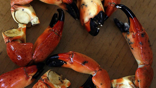 The City of St. Marks serves up stone crabs, seafood, music, crafts and family fun for its annual Stone Crab Festival on Saturday.