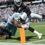 Titans report card vs Raiders: Passing offense fails