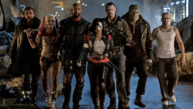 """The """"Suicide Squad"""" is ready to rumble."""