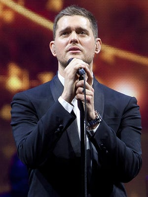 Michael Bublé is coming to U.S. Bank Arena July 29.