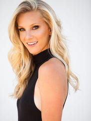 """Heather Morris, who appeared on TV's """"So You Think"""