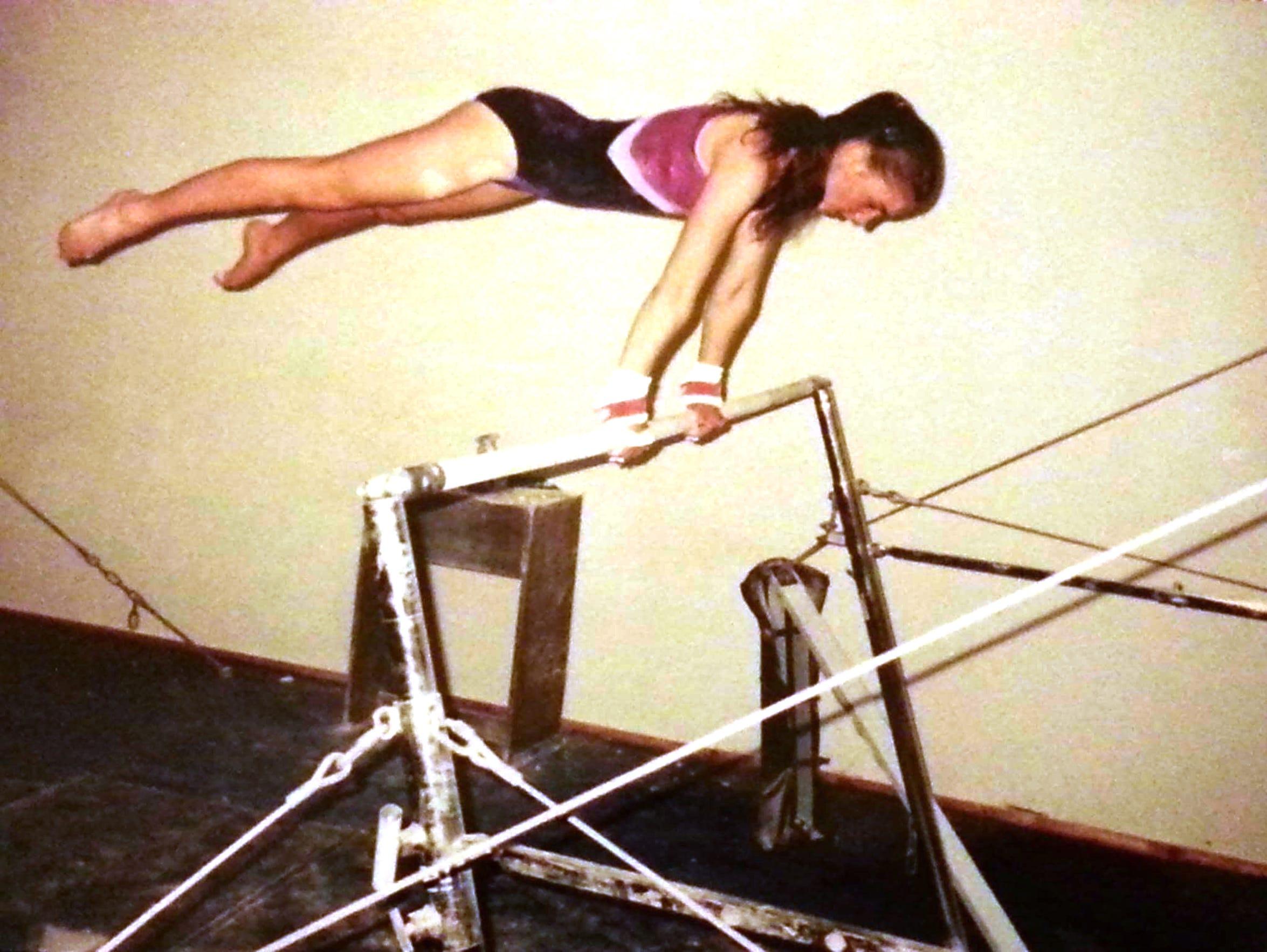 2000: Nassar digitally penetrates 15-year-old gymnast