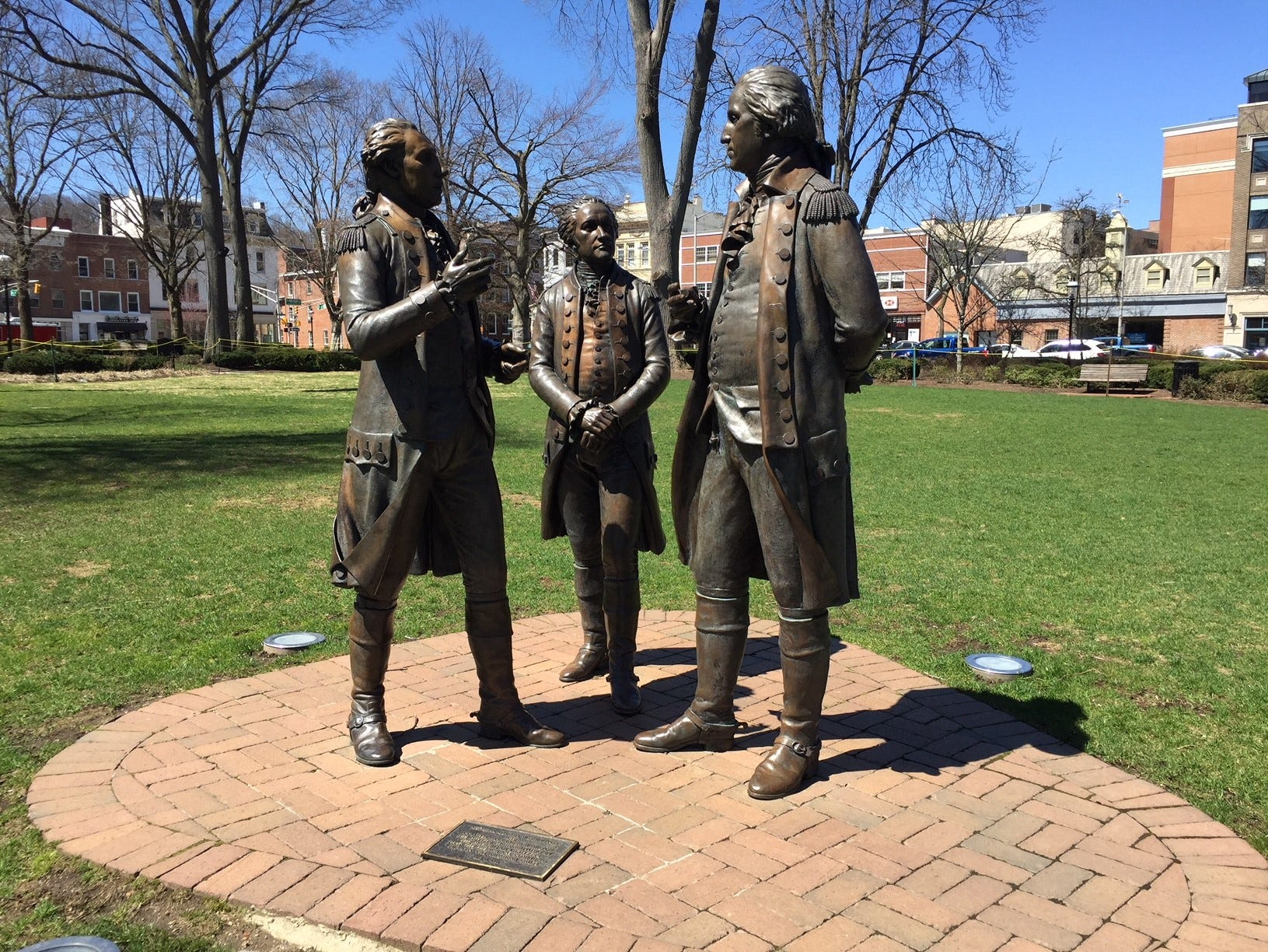 A Walking Tour of Morristown, New Jersey (Look Up, America!)