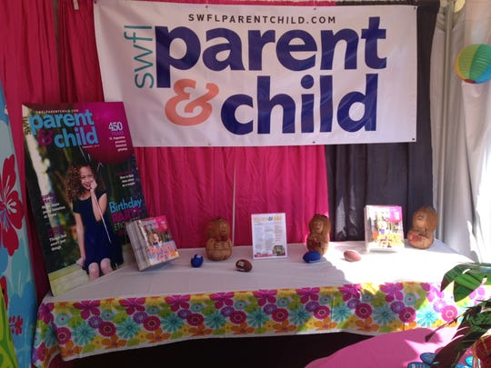 SWFL Parent & Child at ArtFest Fort Myers.