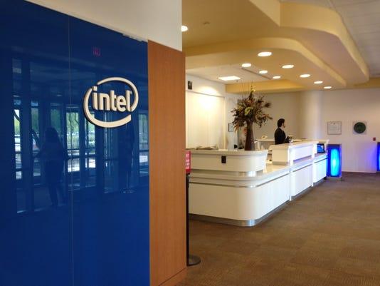 No. 7 - Intel Corp.