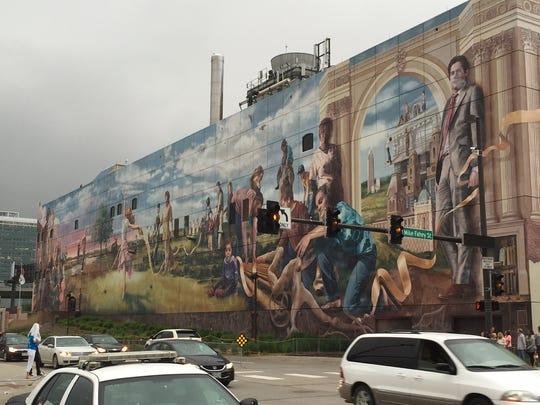 Fertile Ground mural