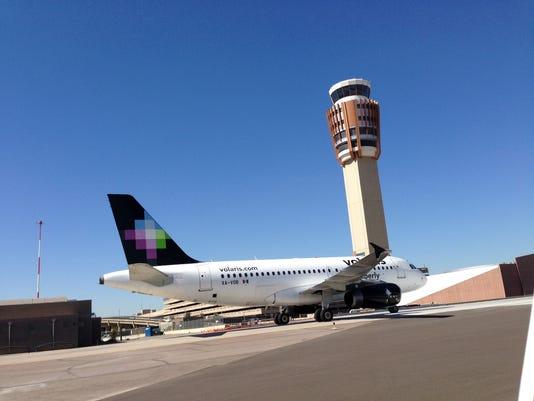 Volaris at Phoenix Sky Harbor International Airport