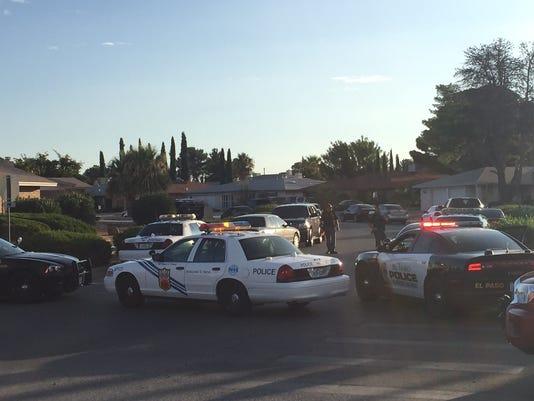 SWAT family violence East Side El Paso