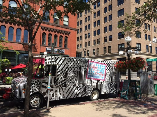 Style Trolley is now based in Minneapolis and makes several trips a year back to Neenah.