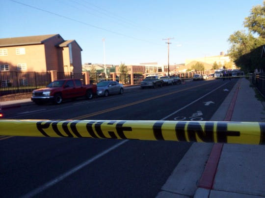 An NAU student was arrested after one person was killed