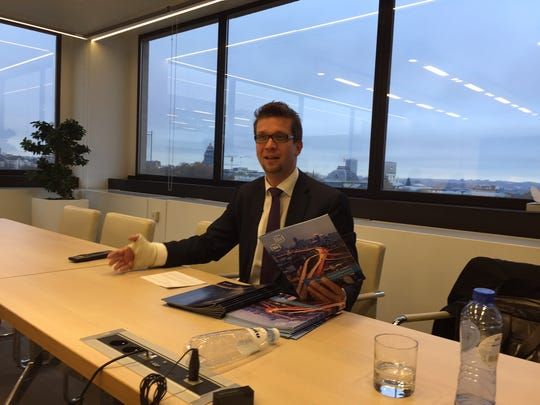Thomas Boue, public policy director at BSA.